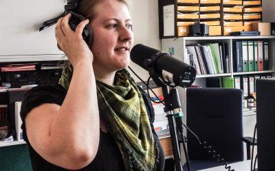 Gesprächsstoff: Forscher erzählen mir, woran sie arbeiten