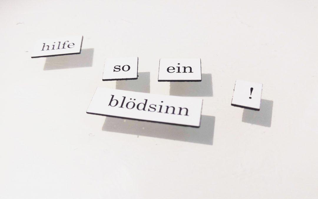 Sinn ergeben, Sinn machen – Wie sich unsere Sprache entwickelt