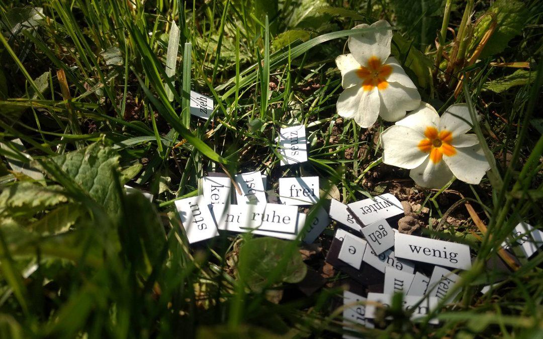 Frohe Wörter- und Eierfinderei zu Ostern