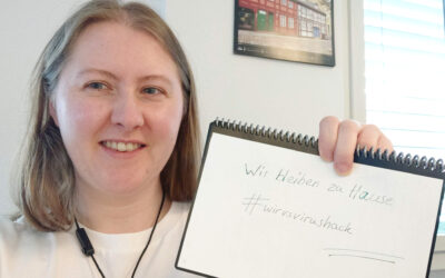 #WirvsVirus-Hackathon: 43000 Menschen, beeindruckende Ideen und Social Slam